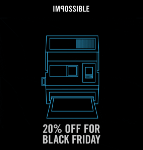 Black Friday Impossible Project